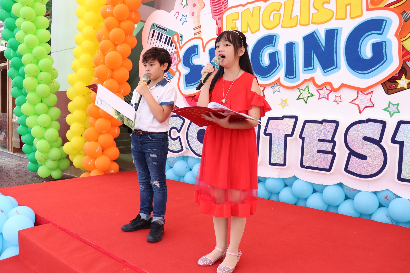 ENGLISH SINGING CONTEST 2019