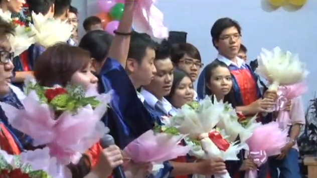 Graduation Ceremony of the School Year 2011-2012 (5)